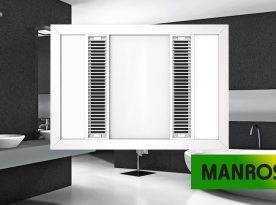 New FAN6577, the latest Manrose Designer innovation.