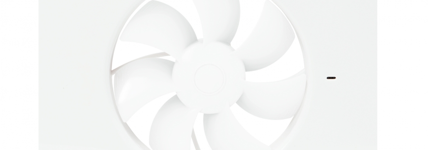 INTELLIVENT® - NEW thinking fans from MANROSE®