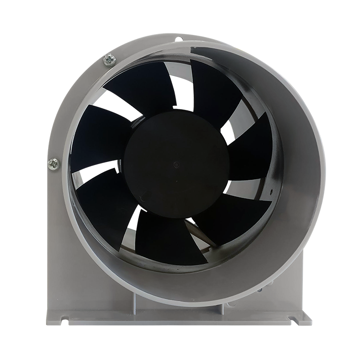 Inline Extraction Fans