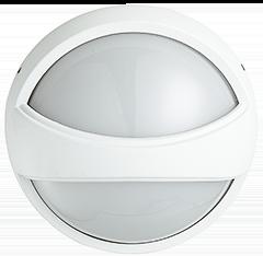 LED-Button-Round-Bar-White