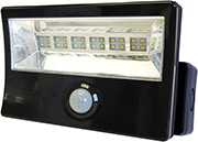 LED-PIR-Floodlights-Black