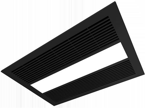 FAN7021_Bathroom_LED_Fan_Heater_-_Black