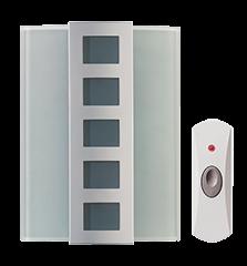 Wall Mounted Chimes - Wireless