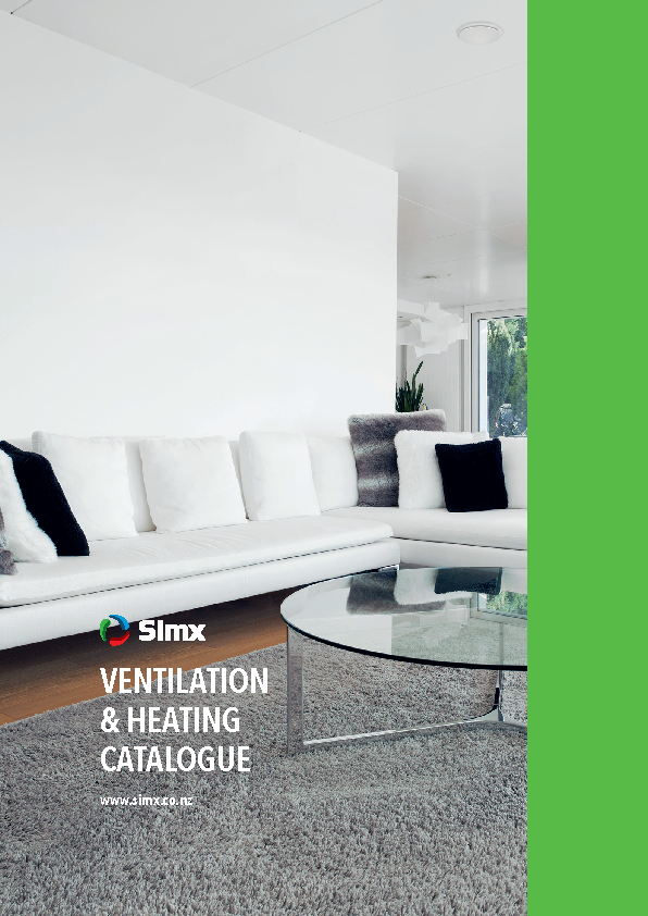 Ventilation & Heating Catalogue