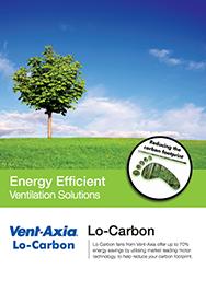 Vent Axia Lo Carbon Brochure