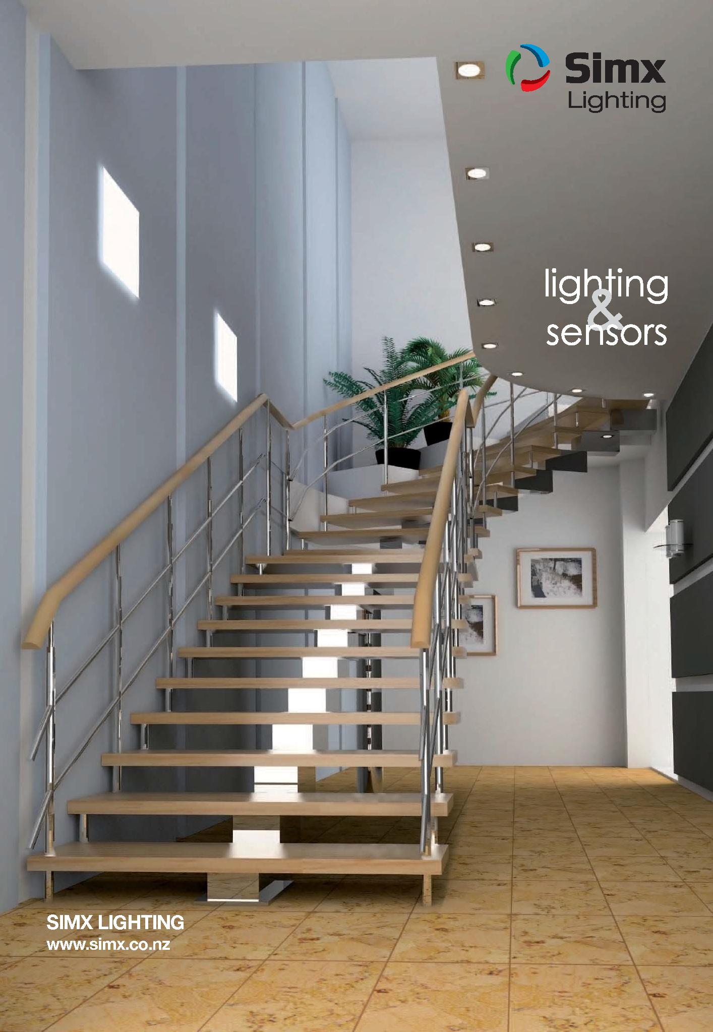 Simx Lighting Brochure