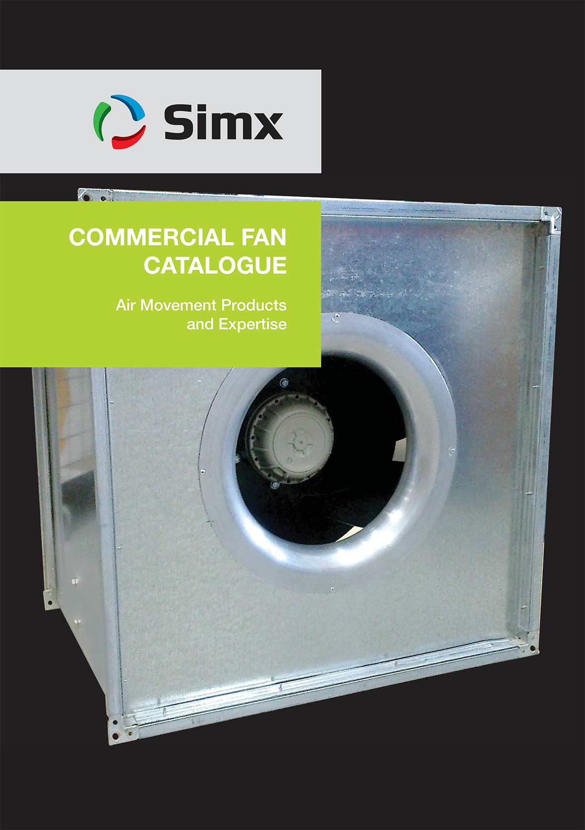 Commercial Fan Catalogue