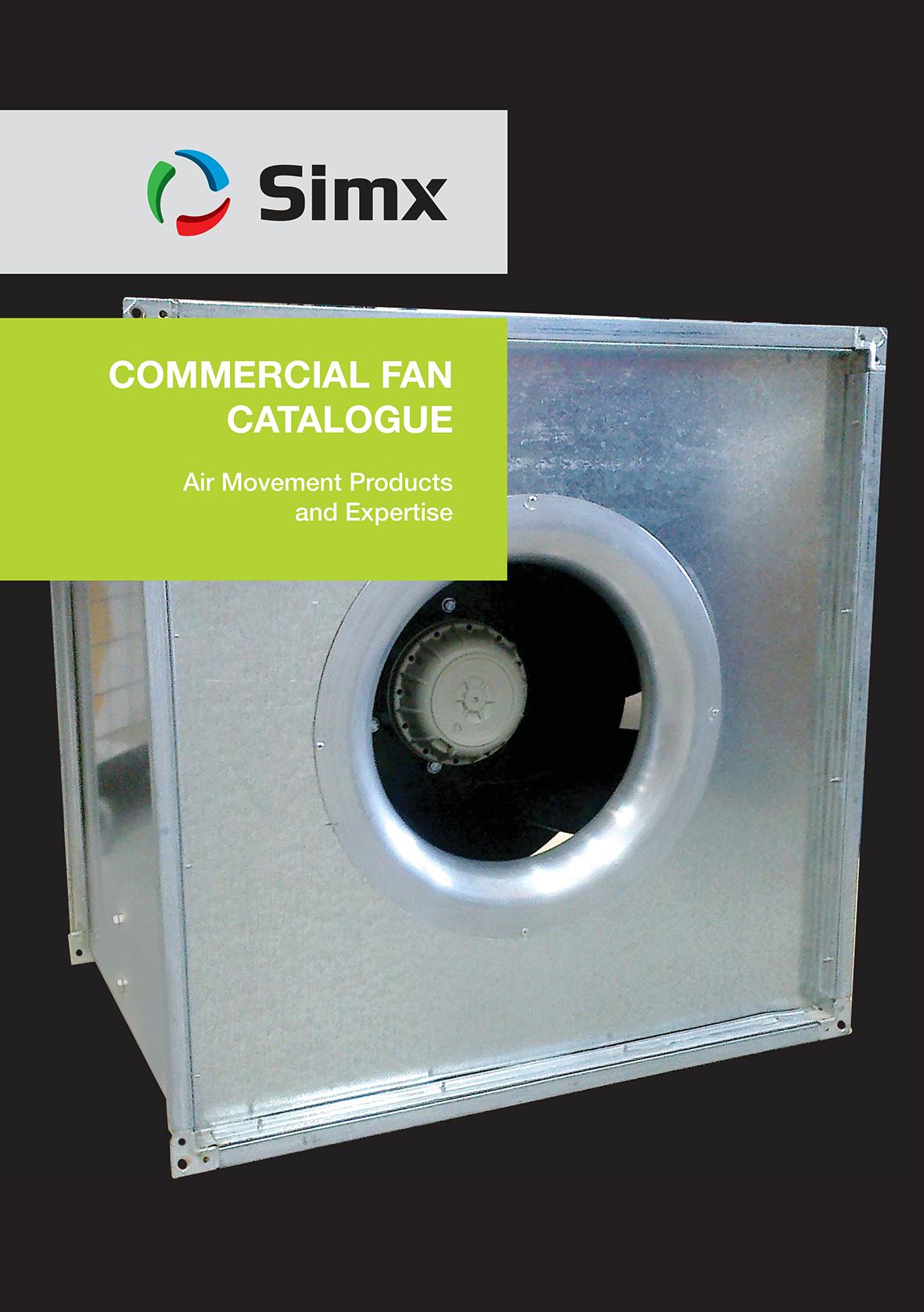 Commercial Fan Catalogue