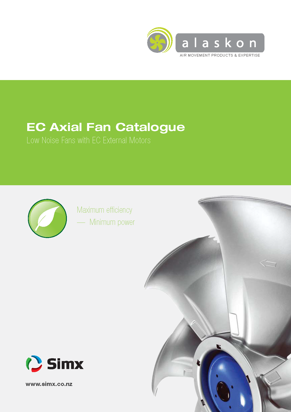 EC Axial Fan Catalogue