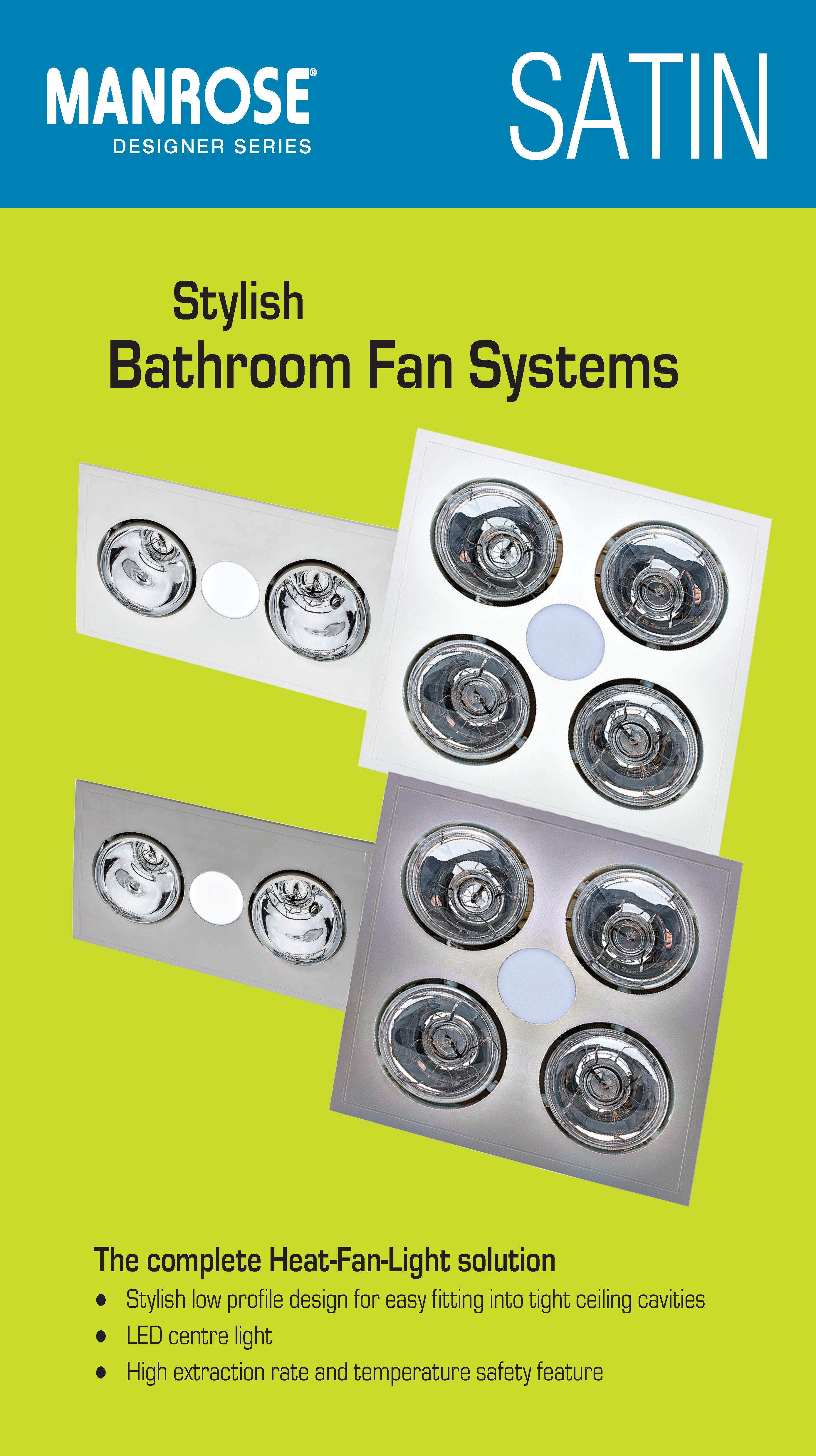 Satin HFL Brochure