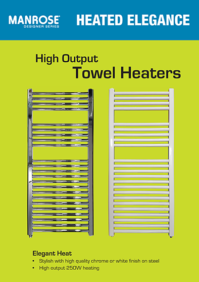 Towel Heaters Brochure