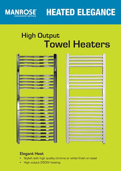 Towel Heaters Brochure
