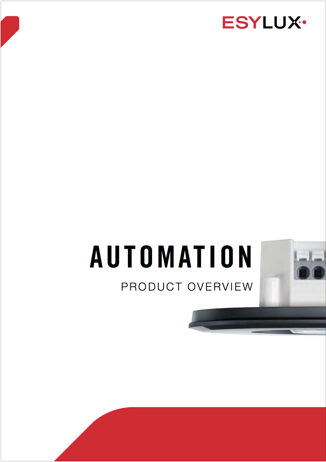 Esylux Automation Catalogue