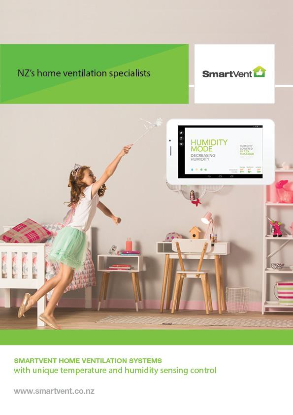 SmartVent Home Ventilation Brochure