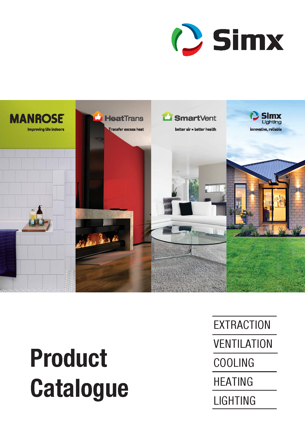 Simx Product Catalogue