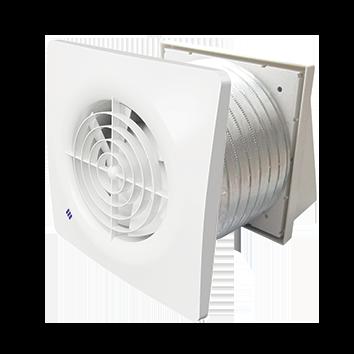 QUIET Fans & Fan Kits ultra-high airflow